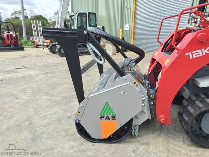 Takeuchi TL12 Forestry Special Construction equipments for Sale in