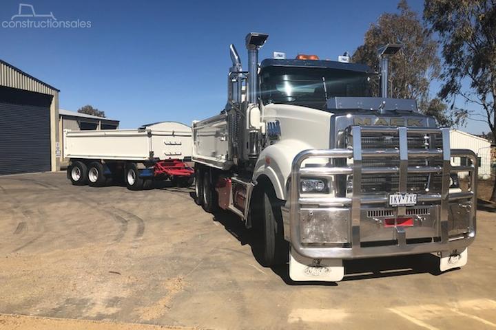 Mack Superliner Tipper Trucks for Sale in Queensland