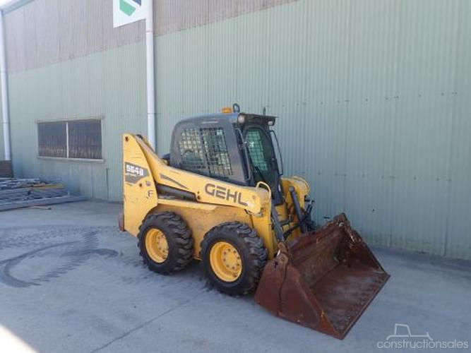 Gehl Construction equipments for Sale in Australia