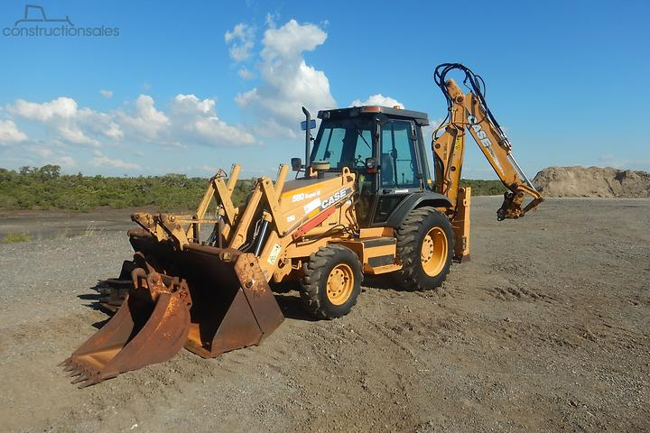 Case Backhoe Units Machine Attachments for Sale in