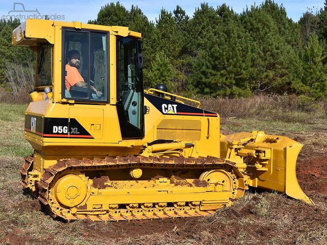 Caterpillar D5G XL Construction equipments for Sale in
