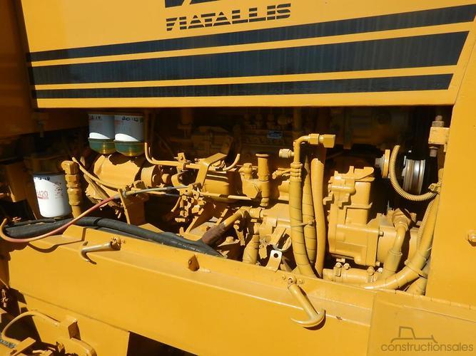Fiat Allis 14c Dozer Specs