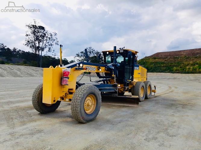 John Deere Construction equipments for Sale in Australia