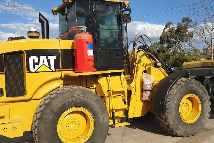 Caterpillar Wheel Loaders for Sale in Australia