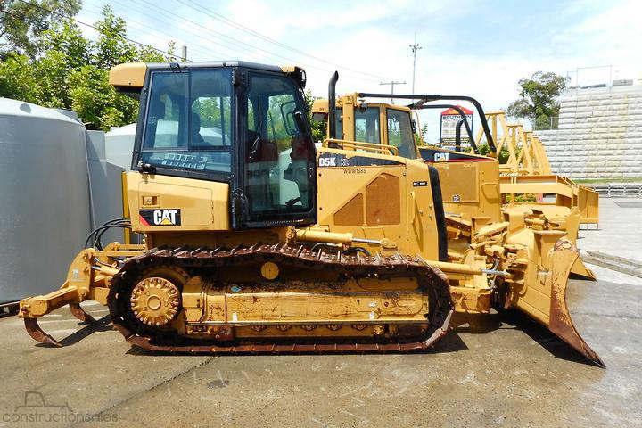 Crawler Loaders for Sale in Australia - constructionsales com au
