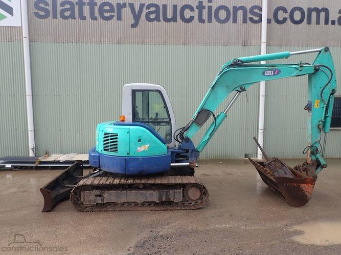 IHI Excavators for Sale in Australia - constructionsales com au