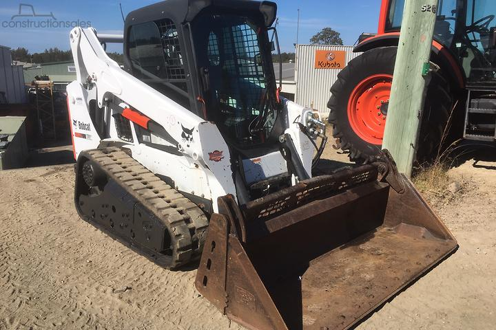 Bobcat T590 Construction equipments for Sale in Australia