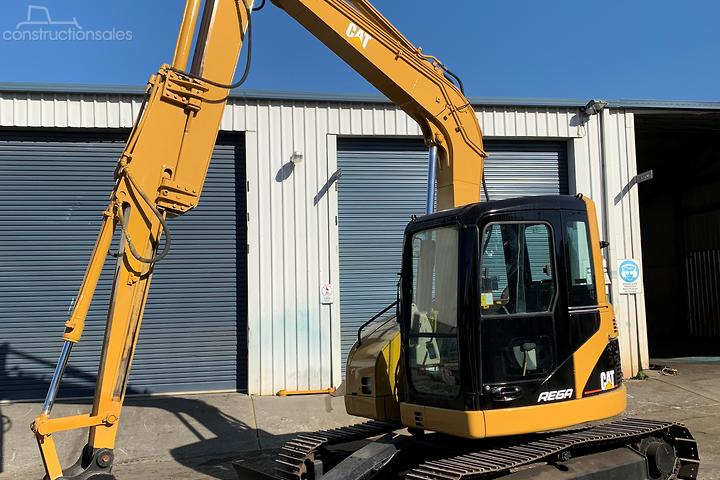Caterpillar Excavators for Sale in Australia