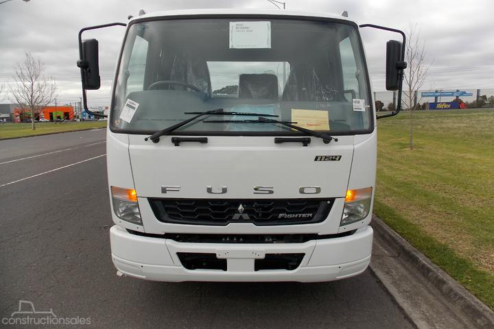 Fuso Tow & Tilt Trucks for Sale in Australia