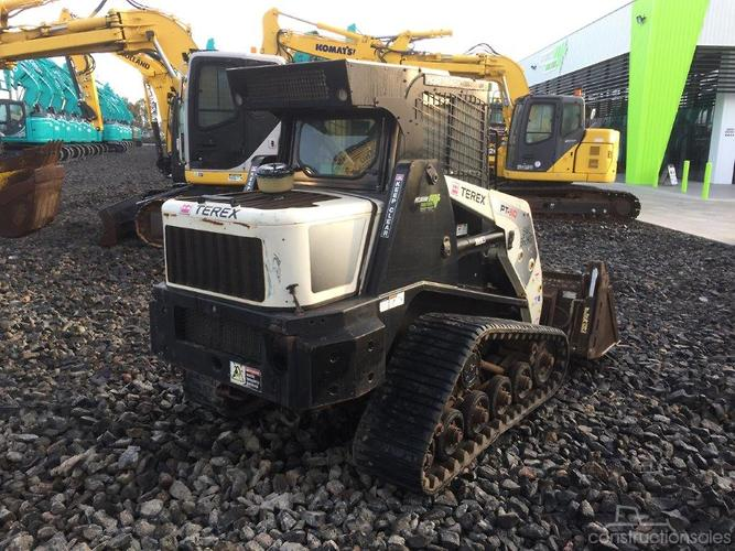 Terex PT60 Construction equipments for Sale in Australia