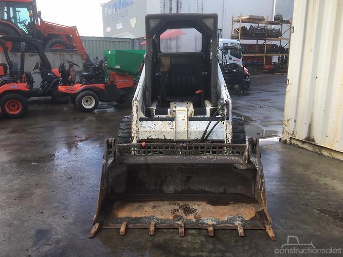 Bobcat S130 Years Made
