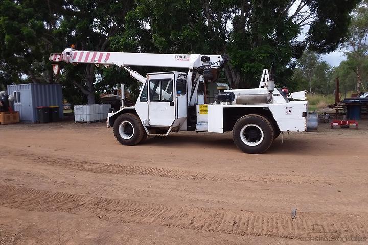 Terex Crane Truck Trucks for Sale in Queensland, Australia