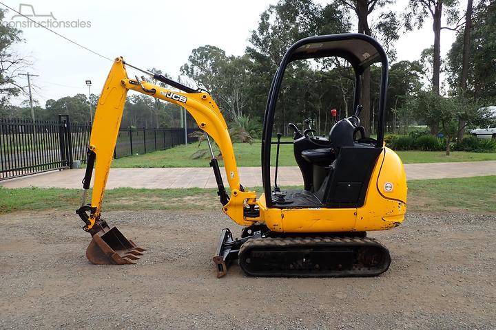 JCB 8018 Construction equipments for Sale in Australia