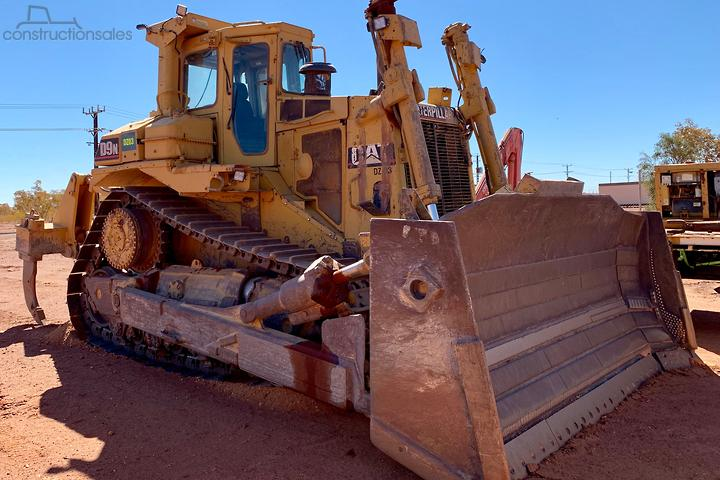 Caterpillar Dozers for Sale in Australia - constructionsales