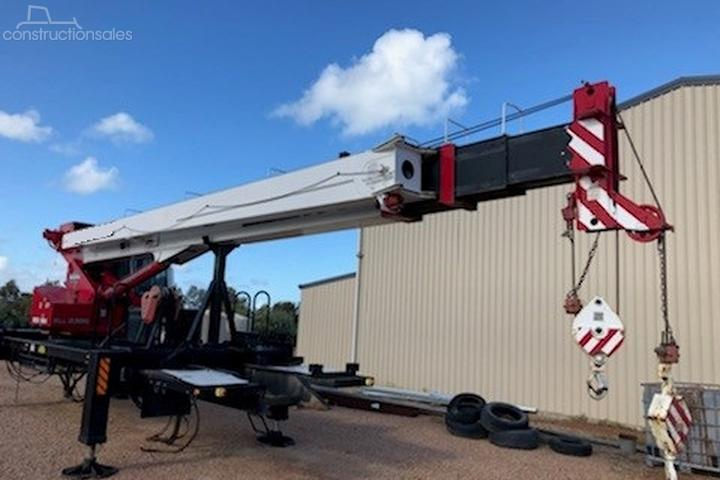 Hydraulic Truck Crane Cranes & Liftings for Sale in Australia ... on