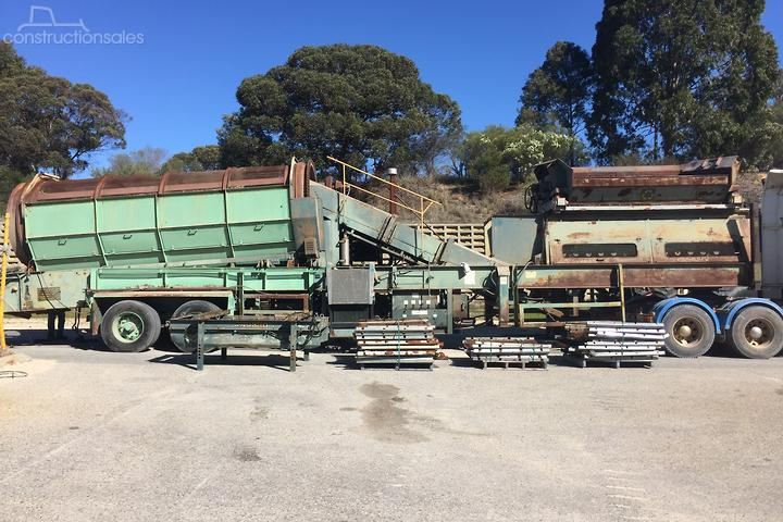 Powerscreen Construction equipments for Sale in Australia
