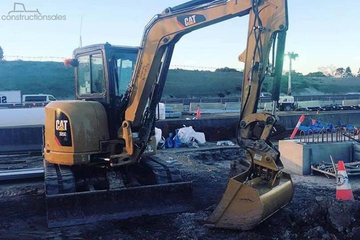 Caterpillar Excavators for Sale in Australia - constructionsales com au