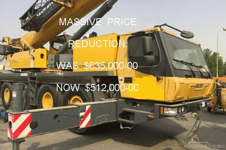 Cranes & Liftings for Sale in Australia - constructionsales com au