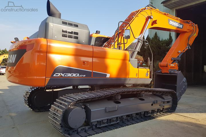 Doosan Construction equipments for Sale in Australia