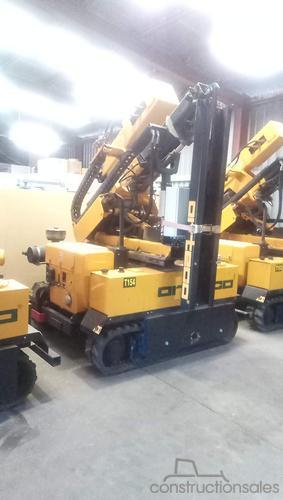 Orteco Construction equipments for Sale in Australia