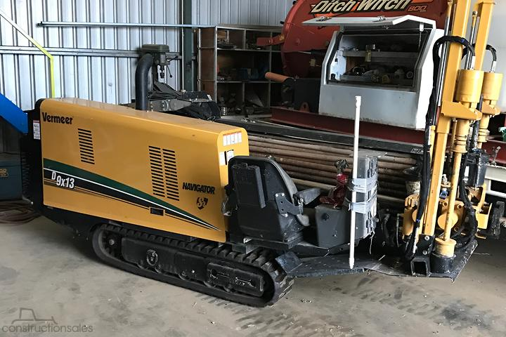 Vermeer Construction equipments for Sale in Australia