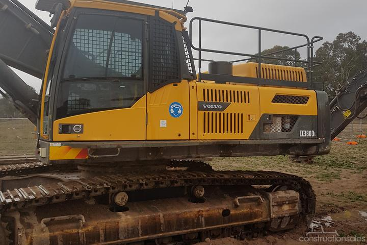 Volvo Excavators for Sale in Australia - constructionsales com au