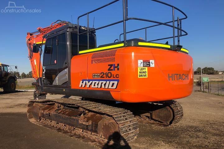 Hitachi Construction equipments for Sale in Australia