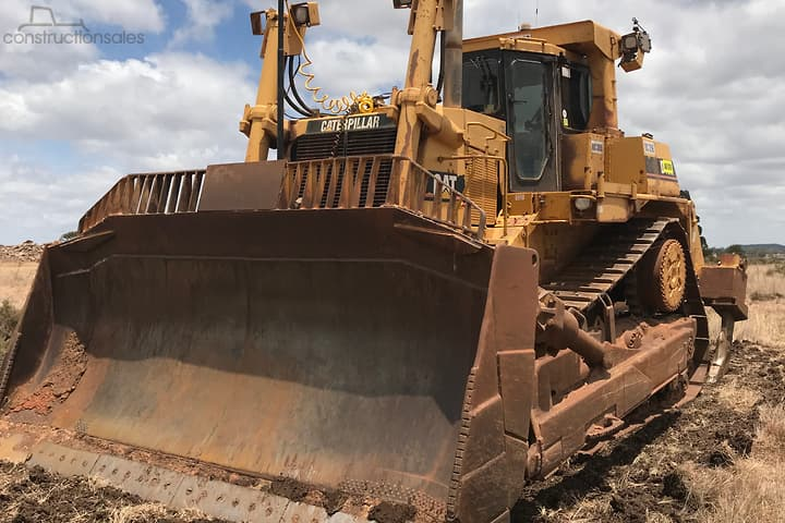 Caterpillar D10R Construction equipments for Sale in