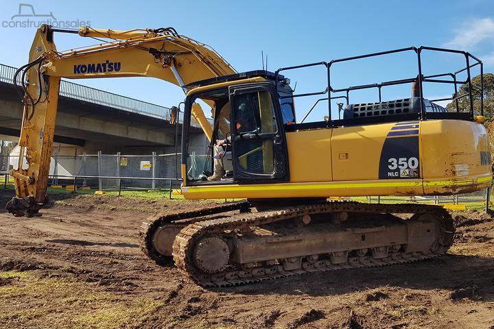 Komatsu Excavators for Sale in Australia - constructionsales