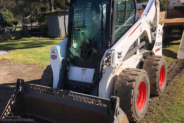 Bobcat S650 Construction equipments for Sale in Australia