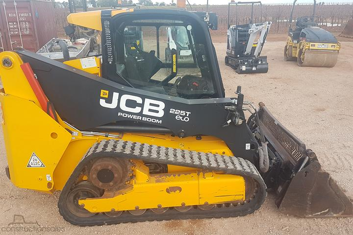 JCB Skidsteer Loaders for Sale in Australia