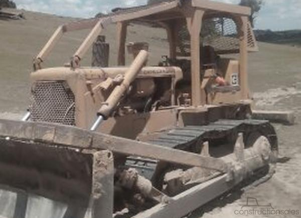 Caterpillar D6c Crawler Dozers for Sale in New South Wales