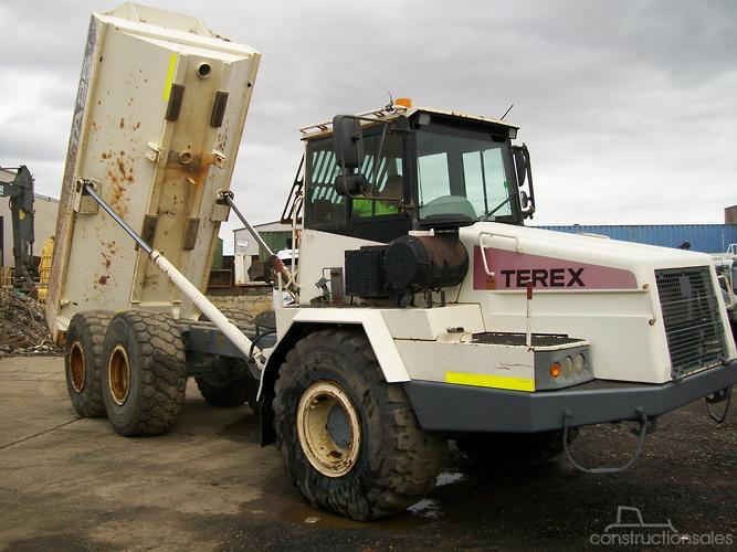 Dump Trucks for Sale in Australia - constructionsales com au