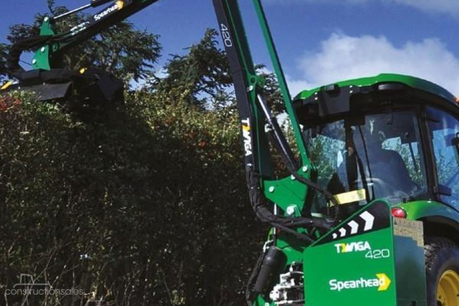 Spearhead TWIGA360 COMPACT SERIES REACH MOWER-OAG-AD
