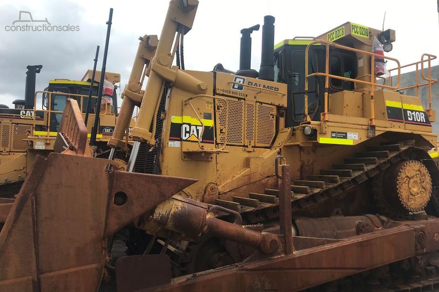2003 Caterpillar D10R S2-OAG-AD-17421572 - constructionsales