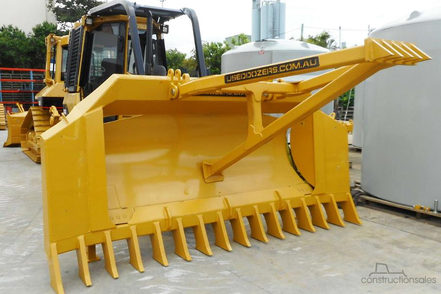 2019 Caterpillar D4k D5k Xl Stick Rake Amp Tree Pusher