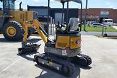 2019有源机械AE18U强大,变量泵和3年保修