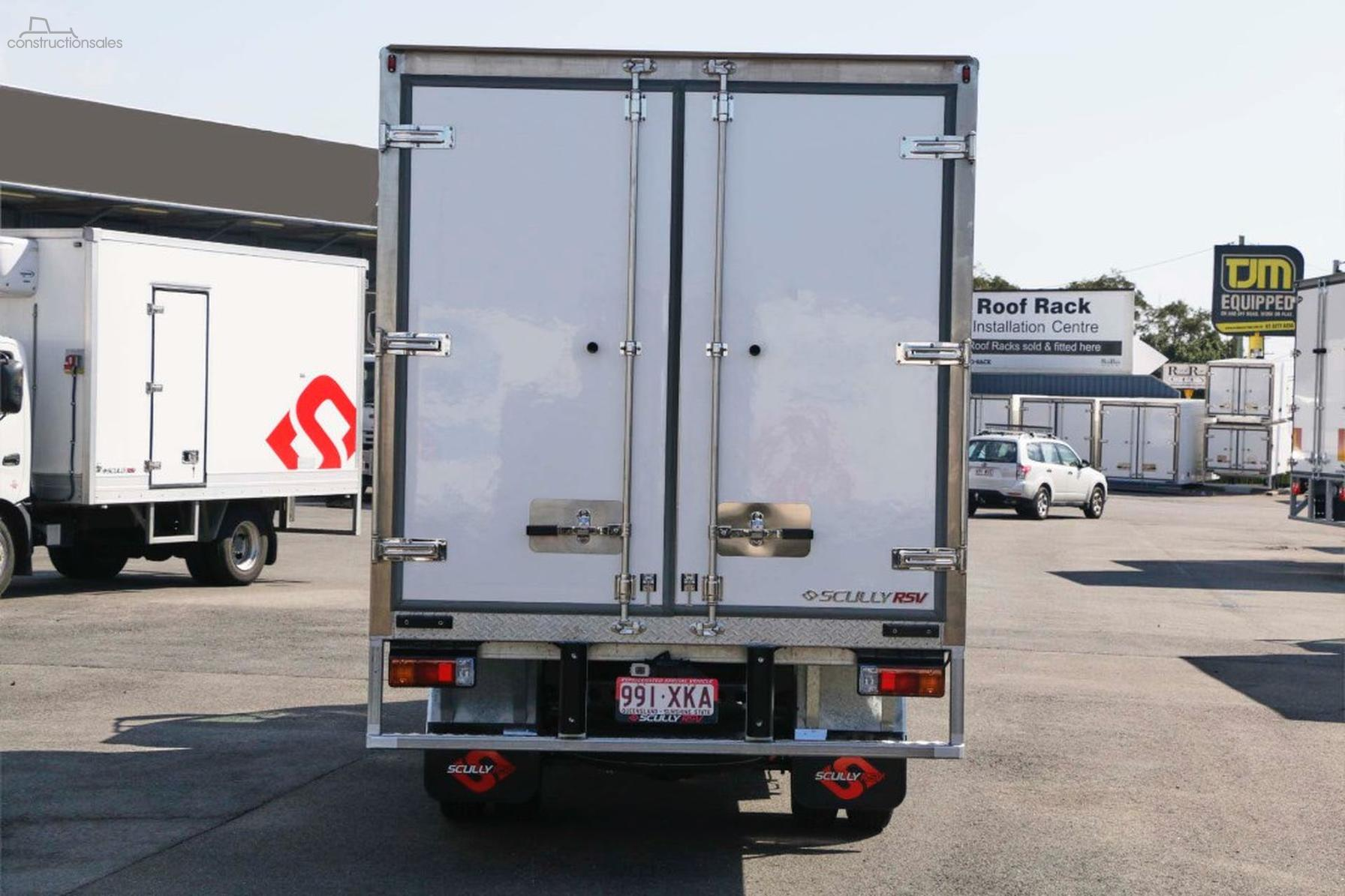 a1e3bba6b6 2018 Hino 616 Scully RSV 2 Ton 3 Pallet Thermo Transit Auto Freezer-OAG-AD-15071596  - constructionsales.com.au