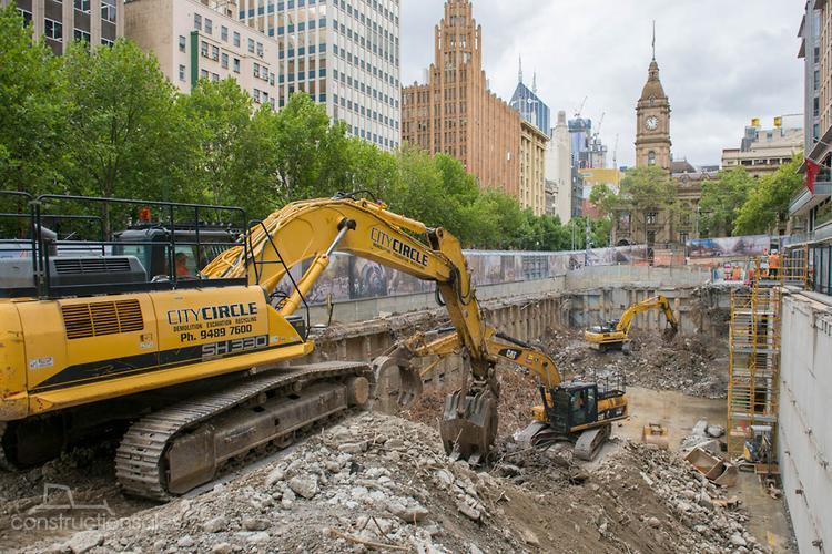 建设未能形成势头