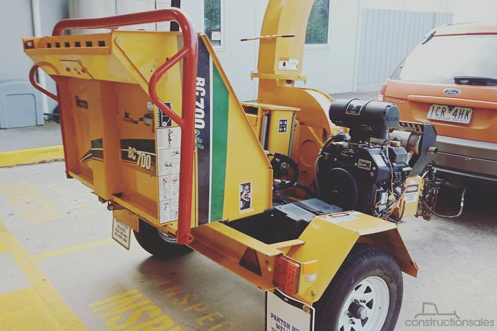 Vermeer BC700XL Construction equipments for Sale in Victoria