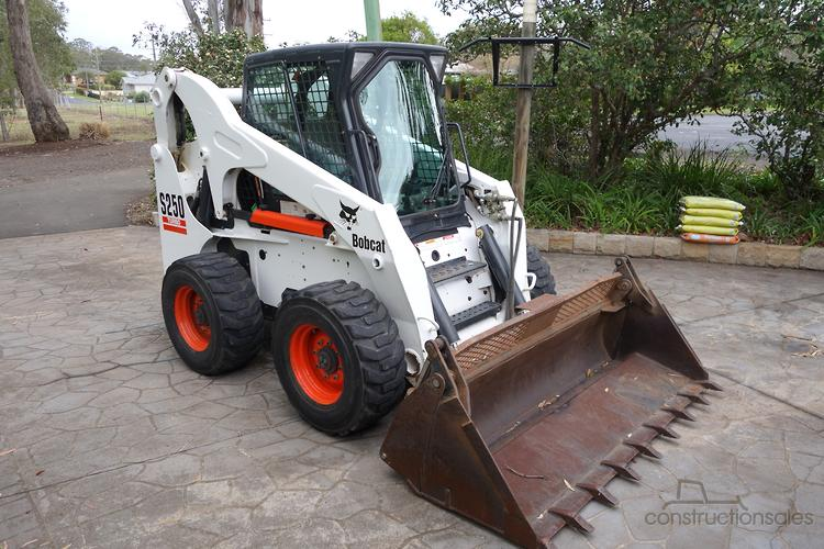 Bobcat Skidsteer Loaders for Sale in Australia