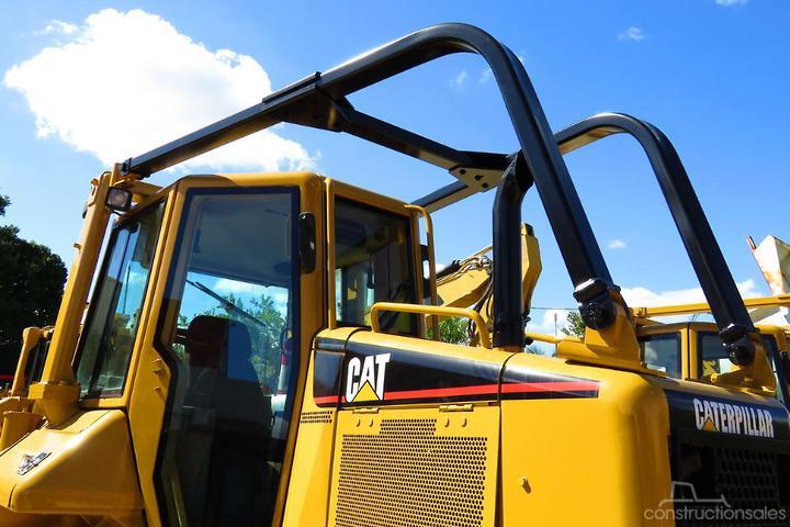 Caterpillar D5N XL Dozers Sweeps / CAT D5M Forestry guard