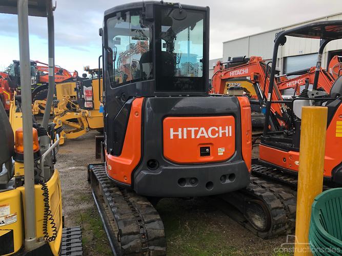 Hitachi ZX48U 5 Construction equipments for Sale in Australia