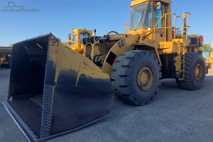 Caterpillar 980C Construction equipments for Sale in