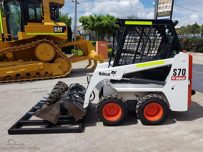 Bobcat Construction Equipments For Sale In Australia
