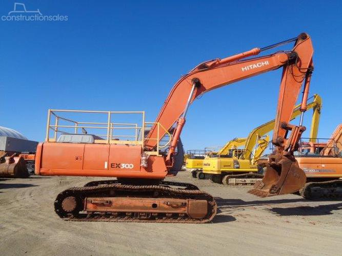 Hitachi Construction equipments for Sale in Australia