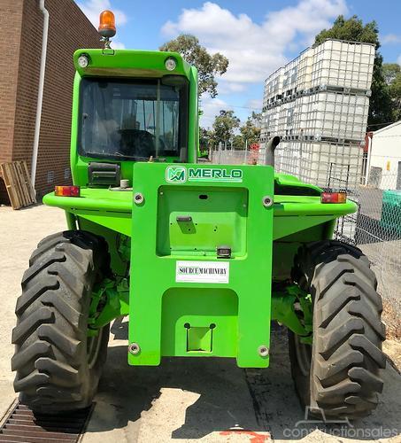 Merlo Construction equipments for Sale in Australia