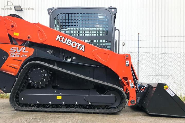 KUBOTA SVL95 2s Track Loader Construction equipments for Sale in
