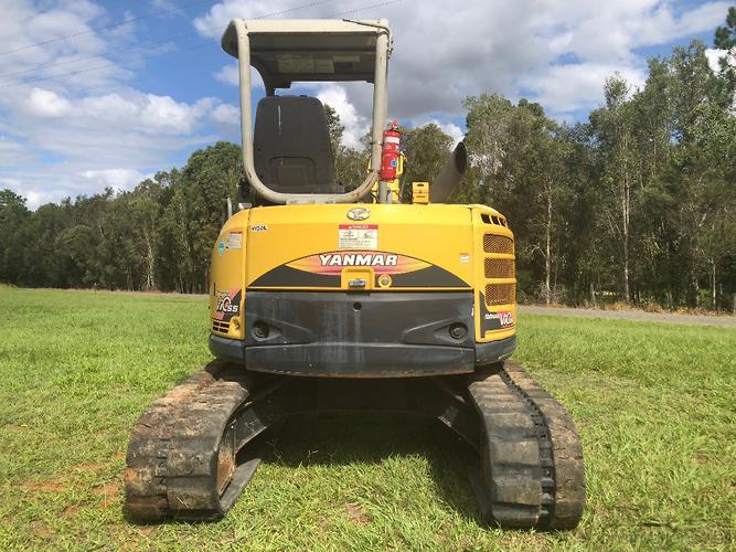 Yanmar VIO55 5B Construction equipments for Sale in