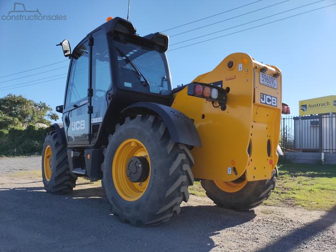 JCB Construction equipments for Sale in Australia
